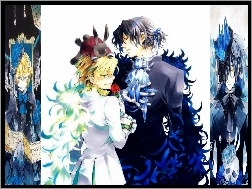 Gilbert, Pandora Hearts, Oz
